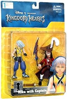 Kingdom Hearts: Riku with Captain Hook