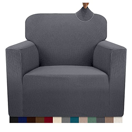 Empetric Super Soft Armchair Slipover, 1 Pieza, lujosas Fundas para sillas, Fundas para sofá, para Sala de Estar, Protector de Muebles...