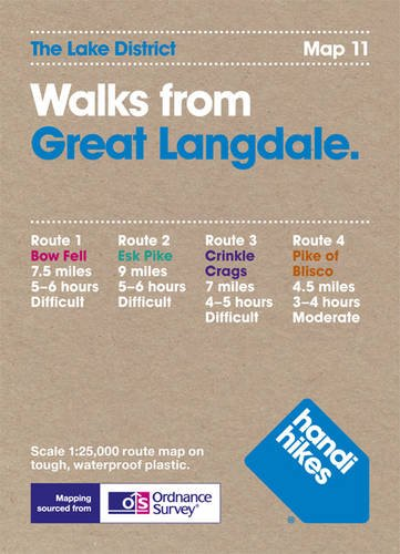 Walks from Great Langdale
