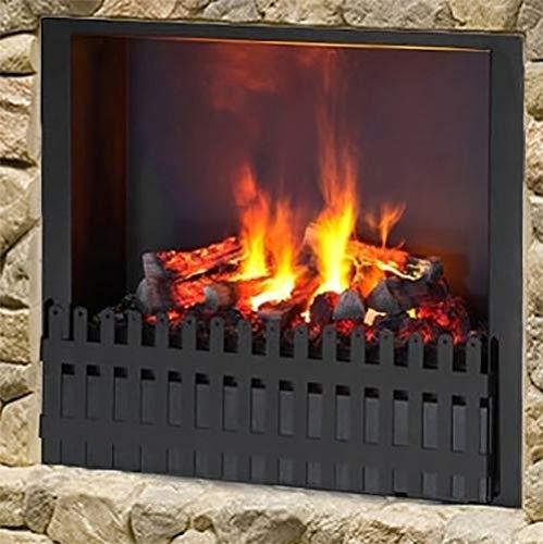 DIMPLEX Cassette Juneau Built-in Fireplace Eléctrico Negro ...