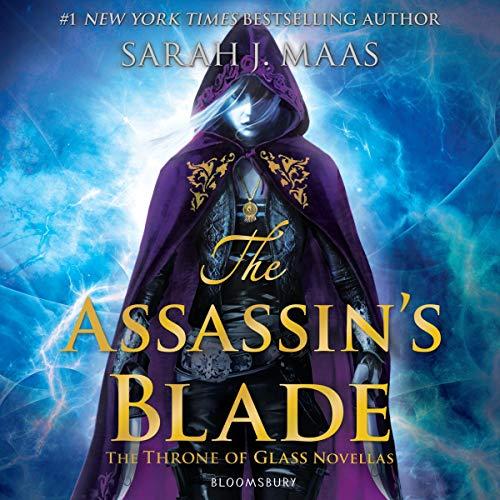 Couverture de The Assassin's Blade