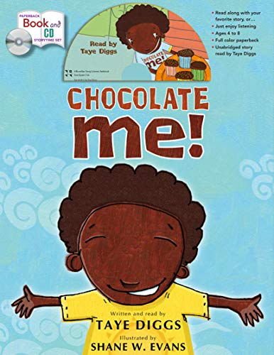 Chocolate Me! book and CD storytime set