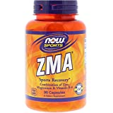 ZMAA Anabolic Sports Recovery, 800 mg, 90 Caps by Now Foods (Pack of 3)