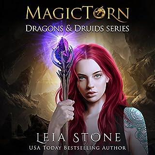 Page de couverture de Magictorn