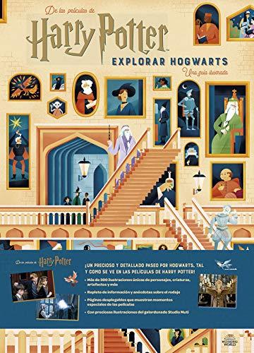 Harry Potter: explorar Hogwarts (Spanish Edition)