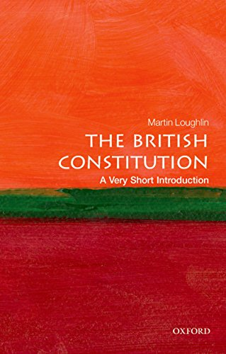 The British Constitution: A Very Short Introduction (Very Short Introductions) (English Edition)