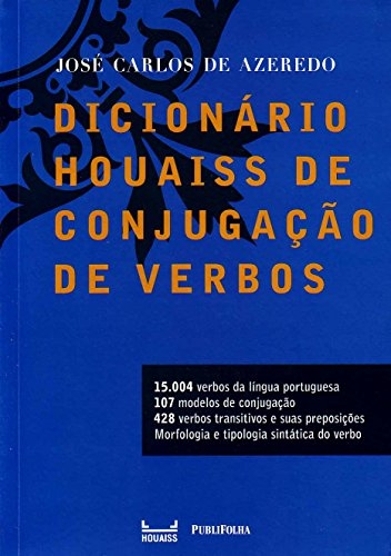 Dicionário Houaiss de Conjugação de Verbos