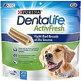 Purina DentaLife Large Breed Dog Dental Chews,...