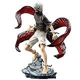 Figura de acción de anime Tokyo Ghoul Kaneki Ken PVC Figuras Collectiable Modelo Estatua Estatua Toys Adornos de escritorio