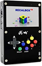 waveshare GamePi43 Portable Retro Video Game Console Based on Raspberry Pi with Raspberry Pi 3B+ Inside 4.3inch IPS Display 60 fps Smooth Gaming Experience