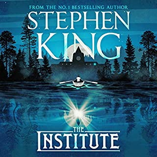 The Institute cover art