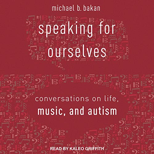 Speaking for Ourselves audiobook cover art