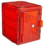 Bel-Art Secador Amber 3.0 Gas-Purge Desiccator Cabinet; 1.6 cu. ft. (F42073-1009)...