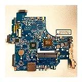 XCJ Placa Base Gaming ATX Placa Madre Portátil Original Fit For Sony SVF152 SVF152A SVF152A29M Core 2117U Mainboard Placa Madre