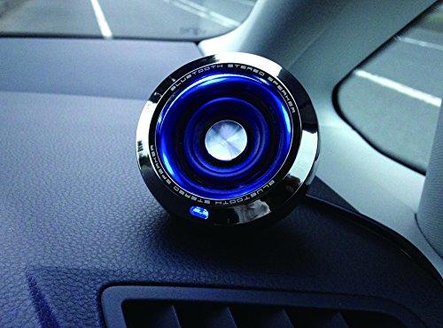 カシムラ『BluetoothステレオスピーカーEQMP3プレーヤー付』