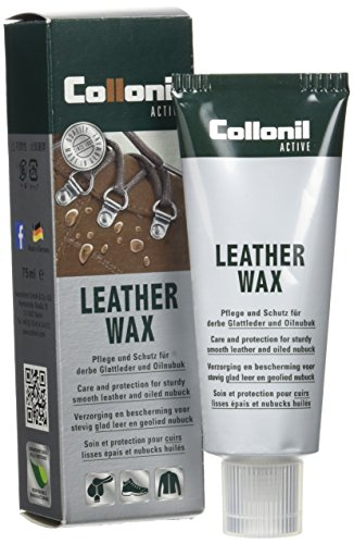 Collonil Active Leather Wax Schuhwachs farblos, 75 ml
