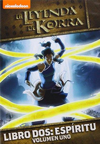 La Leyenda De Korra: Libro Dos: Espíritu – Volumen 1 (Import Movie) (European Format – Zone 2) [2014]