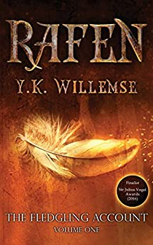 Rafen (The Fledgling Account Book 1) by [Y.K. Willemse]