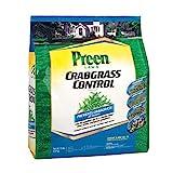 Best Crabgrass Killers - Preen 2464064 Lawn Crabgrass Control, 15 lb, Covers Review