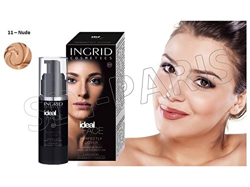 INGRID COSMETICS - ideal face - NUDE - 11