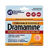 Dramamine Chewable Formula Motion...