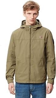Napapijri Men's Shelter H Blu Marine Jacket