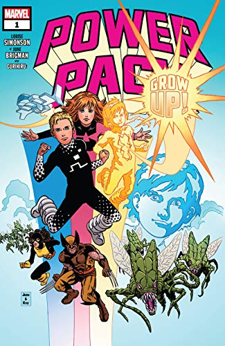Power Pack: Grow Up! (2019) #1 (English Edition)
