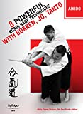 8 Powerful Koshi Nage techniques with Bokken, Jo, Tanto (English Edition)