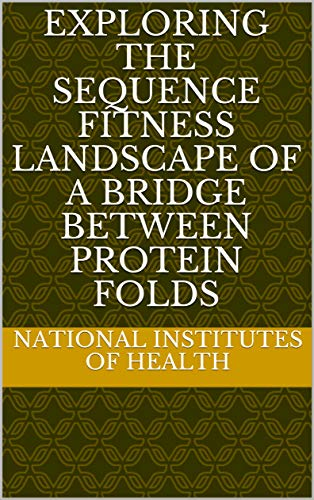 Exploring the sequence fitness landscape of a bridge between protein folds (English Edition)