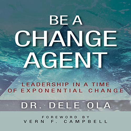 Be a Change Agent cover art