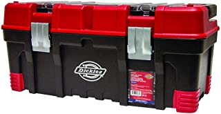 DICKIES 26IN. PRO TOOL BOX WITH 2 ORGANIZER