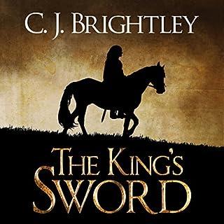 The King's Sword audiobook cover art