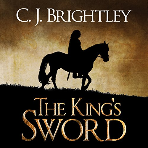 The King's Sword audiobook cover art