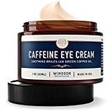 Best Eye Cream For Sensitive Eyes - Anti-Aging Caffeine Eye Cream - Windsor Botanicals Age-Defying Review