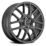 Vision 426 Cross Gunmetal Wheel with Painted Finish (17 x 7.5 inches /5 x 112 mm, 38 mm Offset)