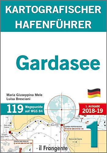 Kartografischer Hafenführer Gardasee
