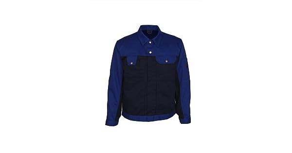 Mascot 00909-430-111-C42Como Work Jacket C42 Marine Blue//Cornflower Blue