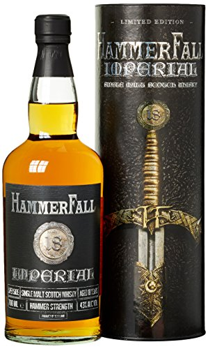 HammerFall Imperial 18 Years Old Limited Edition mit Geschenkverpackung (1 x 0.7 l)