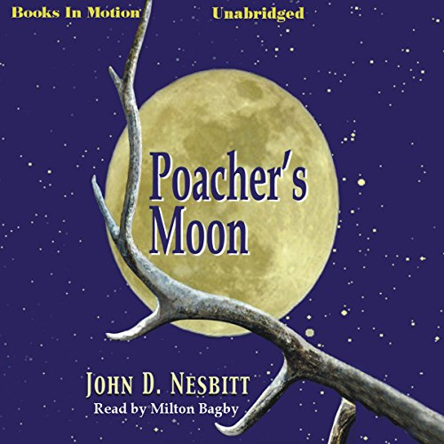 Poacher's Moon audiobook cover art
