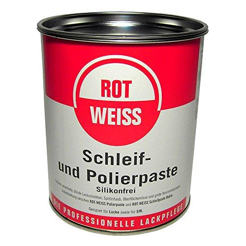 Rotweiss ROTWEISS 5100 Schleif- und Polierpaste Bild
