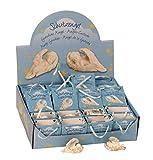 Geschenkestadl 24 liegende Schutzengel Figuren im Display Engel Angel Engelfiguren