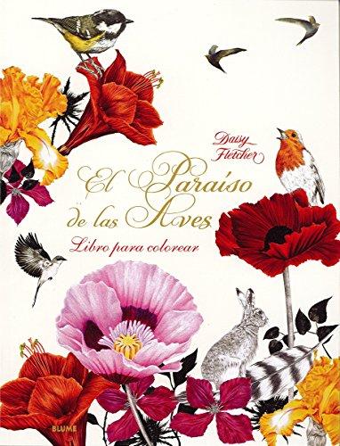 Paraíso de las Aves: Un libro para colorear Loros