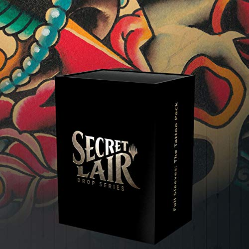Secret Lair - Drop Series - Full Sleeves The Tattoo Pack (Eng)