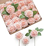 Nine to Nine Pack of 1000 Rose Petals, Artificial Flowers for Decoration Wedding Party