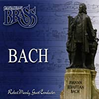 Canadian Brass - Bach by Canadian Brass (2008-01-08)