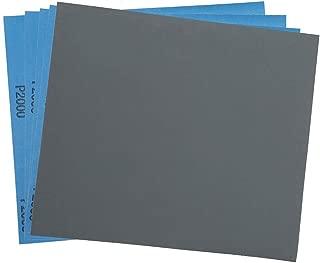 2000 Grit Dry Wet Sandpaper Sheets by LotFancy - 9 x 11