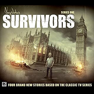 Survivors Series 01 cover art