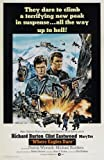 Where Eagles Dare – Clint Eastwood - US Imported Movie