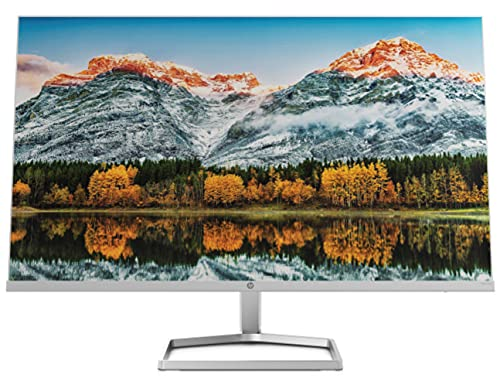 HP 27-inch FHD Monitor with AMD FreeSync Technology (2021 Model, M27fw)