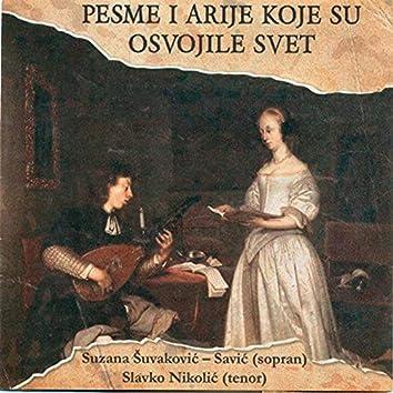 Pesmi i arije koje su osvojile svet